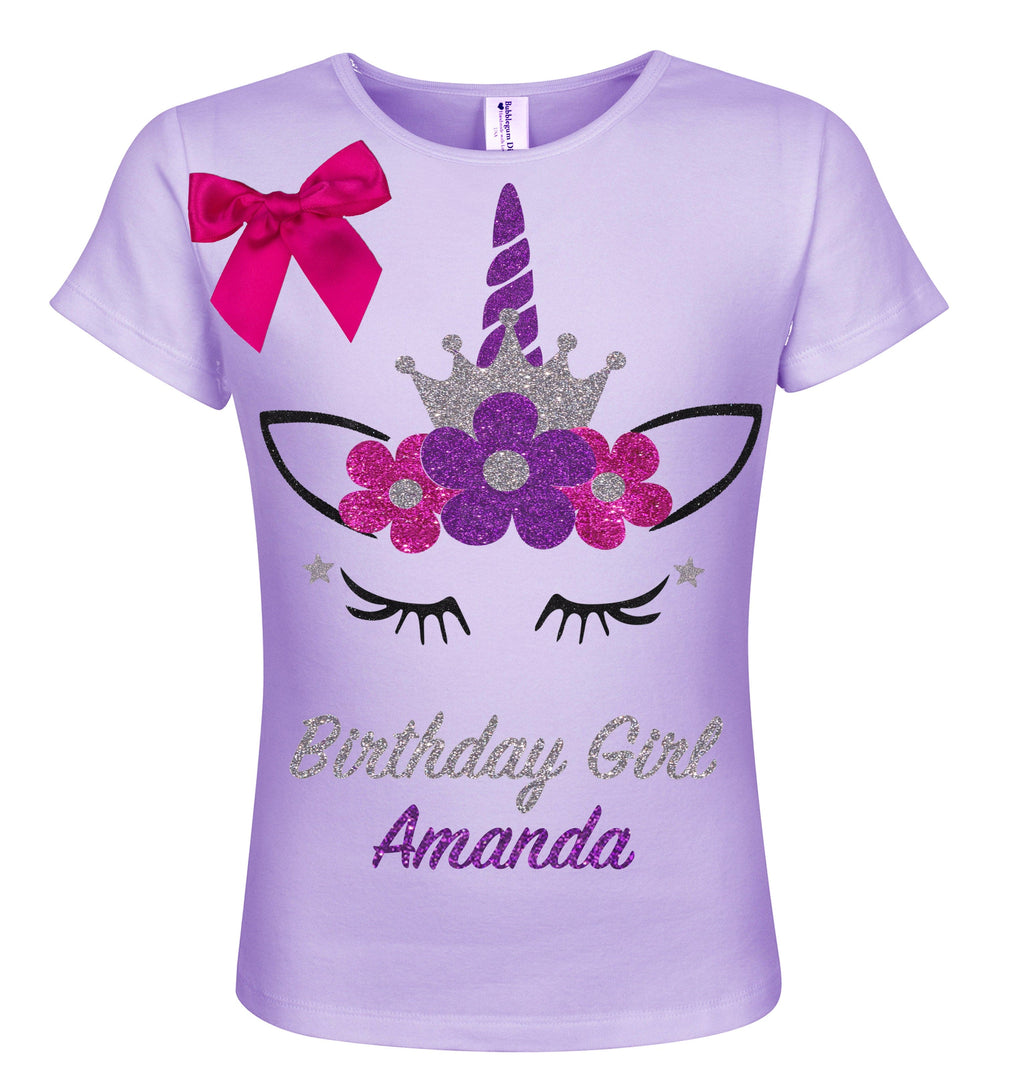 Flower Princess Shirt Lovey