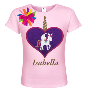Unicorn Shirt Cherriebell