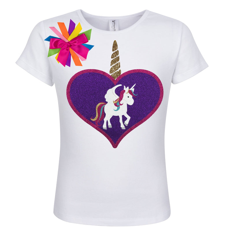 Unicorn Shirt Sugar Love
