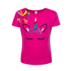 Unicorn Shirt Rainbow Pony Party Outfit - Outfit - Bubblegum Divas Store