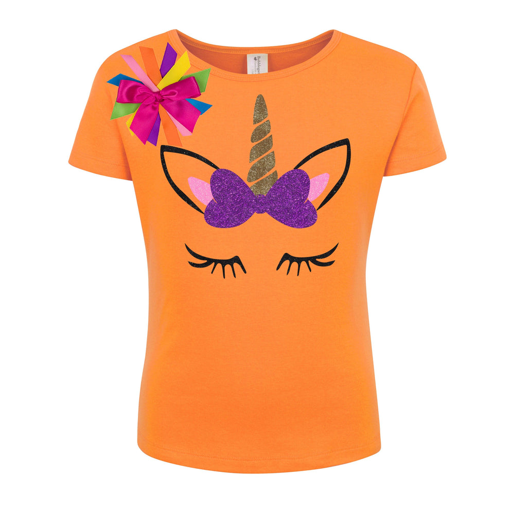 Unicorn Bow Shirt Penny Lane