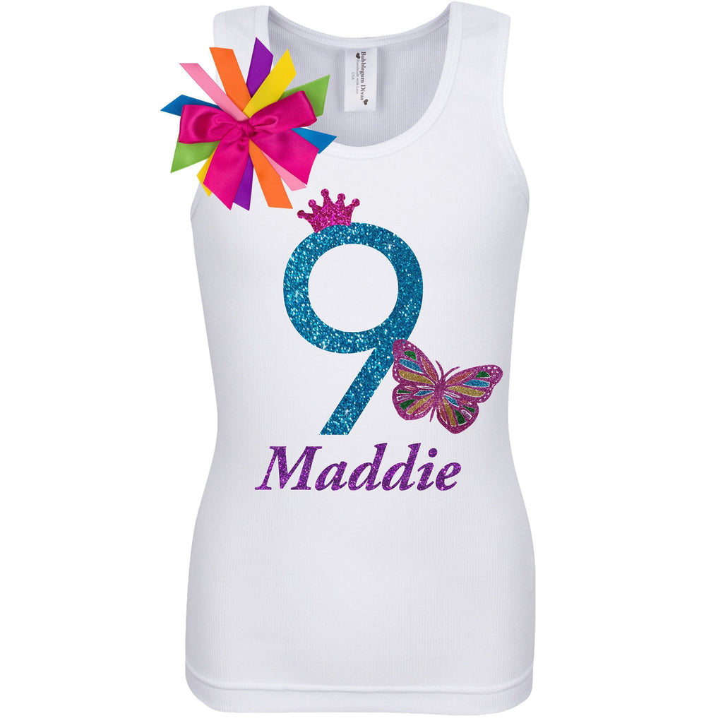 Madam Butterfly 9 Shirt