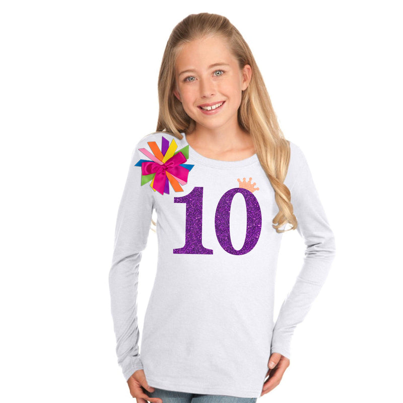 Purple Love 10 Shirt