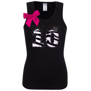 Princess Zebra 10 Shirt