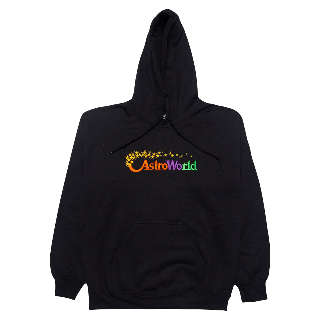 Travis Scott AstroWorld Black Hoodie