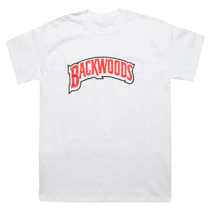 Backwoods White T-Shirt