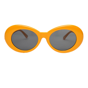 Orange Clout Goggles