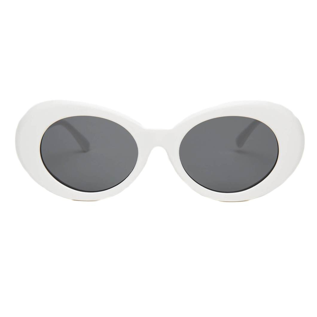 White Clout Goggles - Culture Clothing