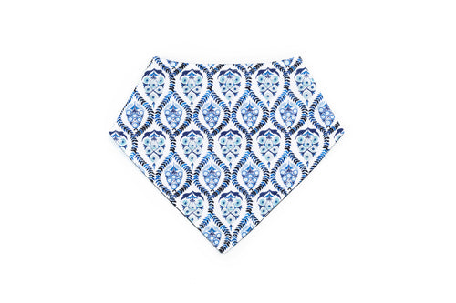 Alex Ascot Baby Bib in Liberty Print