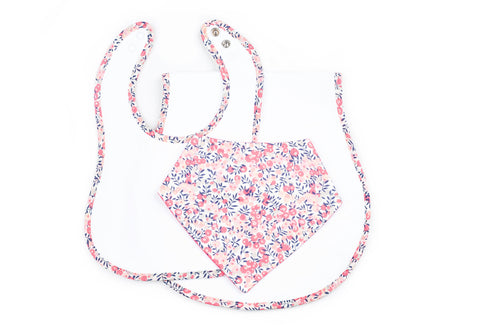 Sydney Three-Piece Gift Set in Floral Liberty Print