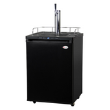 Kegco K309B-1 Full-Size Single Tap Kegerator with Deep Chill