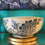 Peonies Bowl- large