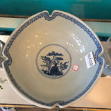 Indented Scallop Bowl - Large