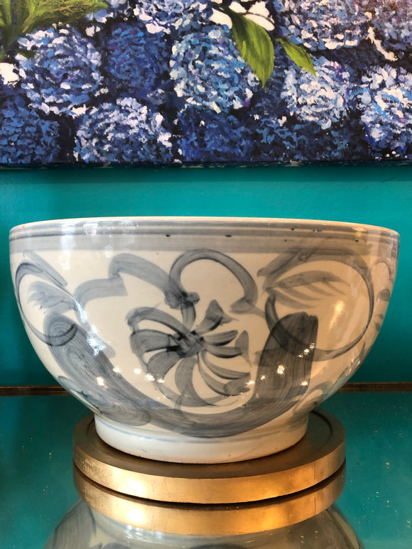 Silla flower bowl-large