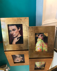 Gold Leaf Frame