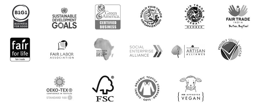 wanderlost and found ethical logos