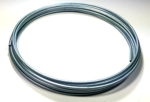 "Roll of 25 ft. Zinc Plated 3/16"" Brake Line Tubing"