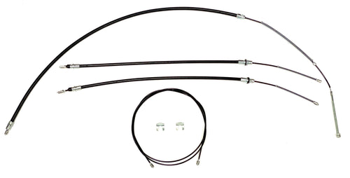 E-brake cable kit (Uses Original hardware) Compatable with 1970-74 Nova, 1971-74 Ventura & 1973-74 Omega