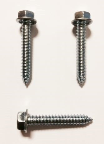 1970 - 1981 Throttle Cable Firewall Support Screw Set