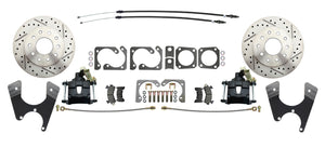 Click This Item to Customize! Rear Disc Conversion Kits for All Classic Rear Ends