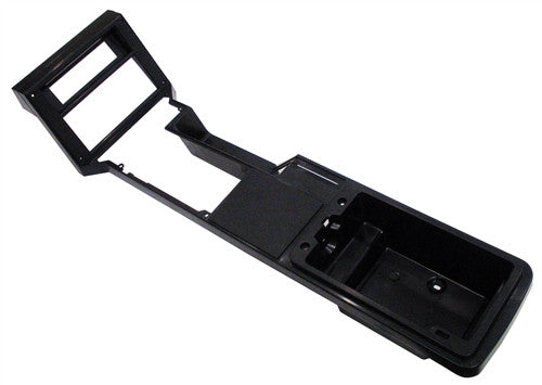 1982 - 1992 Camaro Upper Console Assembly with Dash Radio Bezel