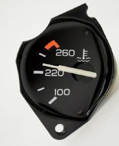 1985 - 1989 Dash Instrument Cluster Gauge, Water Temperature (TEMP)