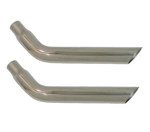 1974  -1975 Exhaust Tips for Firebird Formula and Trans Am