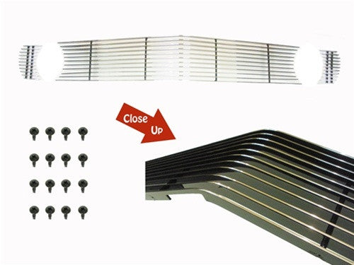 1969 Camaro Billet Aluminum Grille Standard Kit ( Mounts To Original Std Grille )