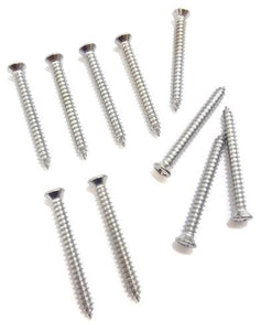 1974 - 1981 Camaro Front and Rear Headliner Trim Fastener Screw Set