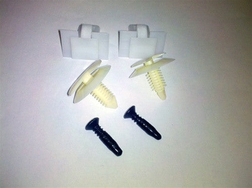 1982 - 1992 Camaro & Firebird Interior Pillar Post Hardware Set