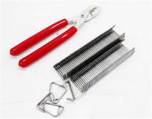Hog Ring and Pliers Tool Set, Economy Version