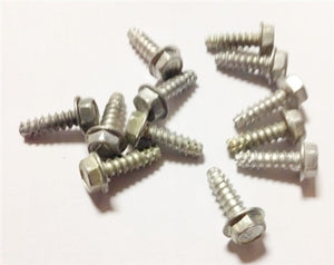 1967 - 1968 Camaro Tail Light Housing Screw Set, OE Style