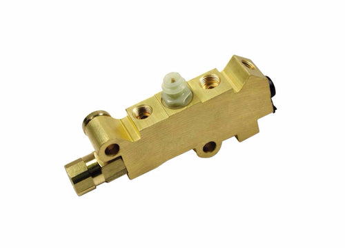 Combination Valve for Front Disc / Rear Disc - With Bracket