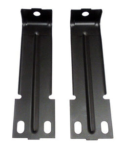 1979 - 1981 Firebird Radiator Support To Bumper Support Brackets Lower