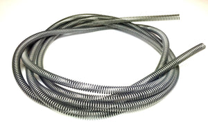 "Stainless Brake Line Protector (Gravel Guard Spring) for 1/4"" Tube - 16 Ft."