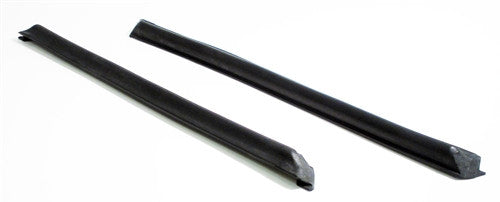 1982 - 1992 Camaro and Firebird T-Top Rubber Weatherstrip Side Rail Seals