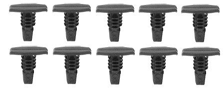 1967 - 1992 Weatherstrip Retainer Clips 10 Pack