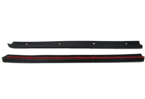 1993 - 2002 Weatherstripping, Quarter Panel to Convertible Top Seals, Pair
