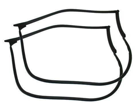 1993 - 2002 Door Frame Rubber Weatherstripping Coupe Hardtop ( Pair )