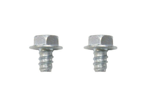 Windshield Washer Spray Nozzle Mounting Screws - Pair