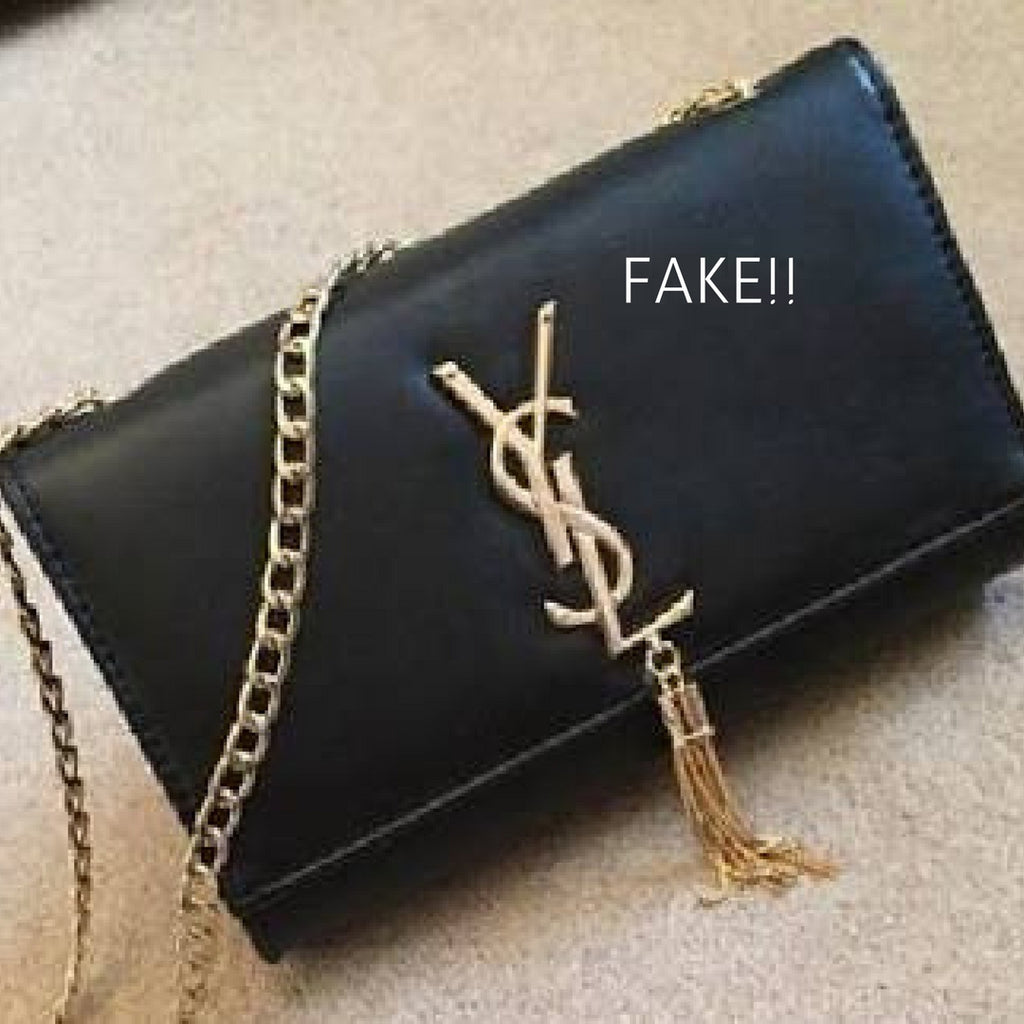 7c2b99a79f8 How to spot a fake Saint Laurent bag – Style Secret