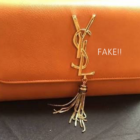 7b5f600a7bb How to spot a fake Saint Laurent bag – Style Secret