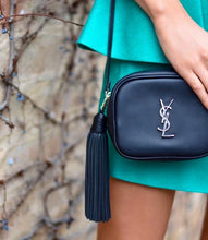 Saint Laurent Blogger Bag - Black