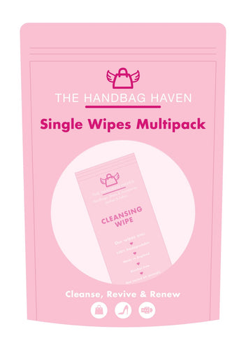 The Handbag Haven - cleansing wipes multi pack