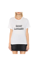 Saint Laurent 70's logo tee