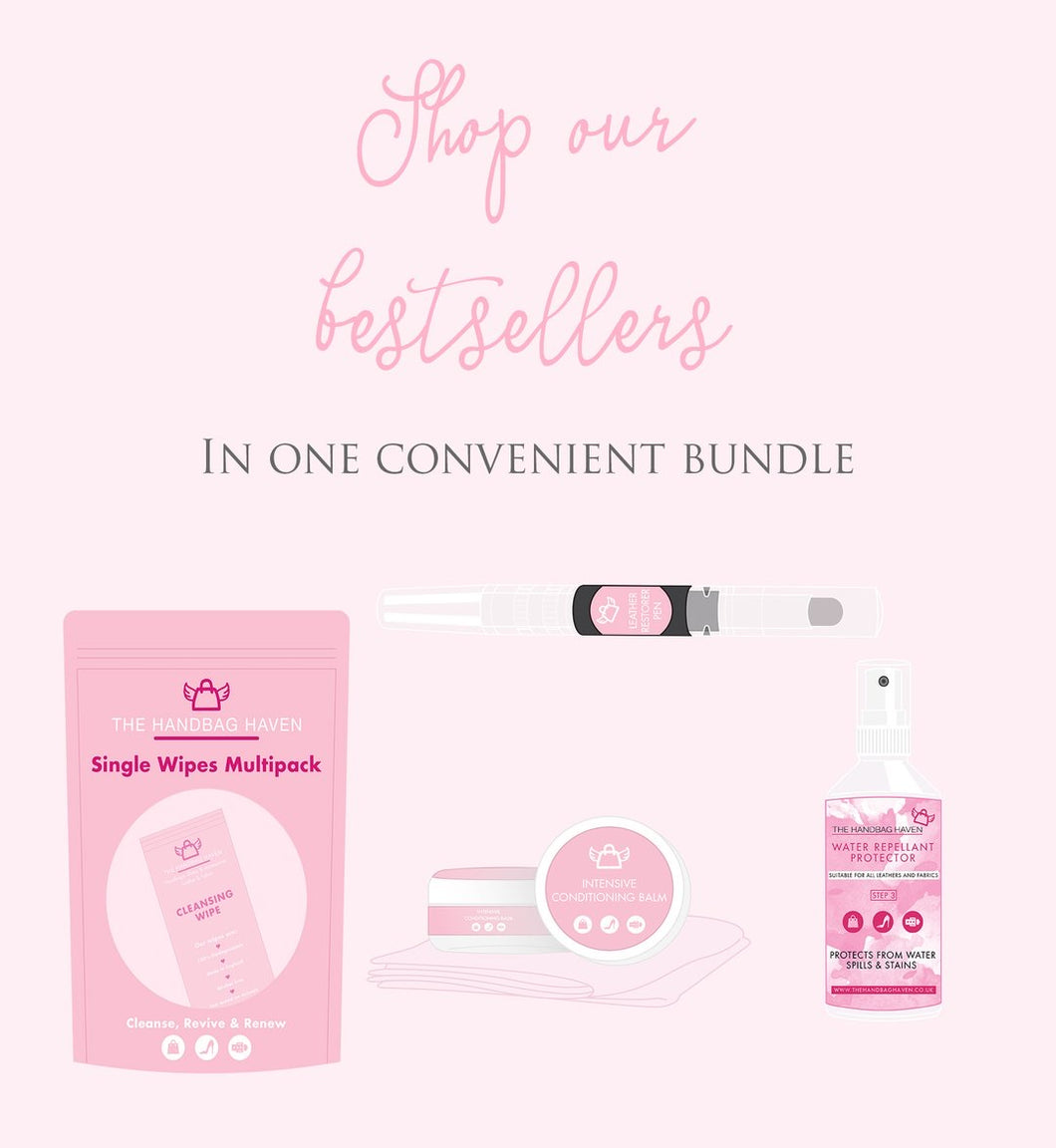 The Handbag Haven - bestsellers bundle