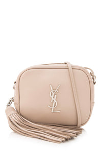 Saint Laurent Blogger Bag - Beige