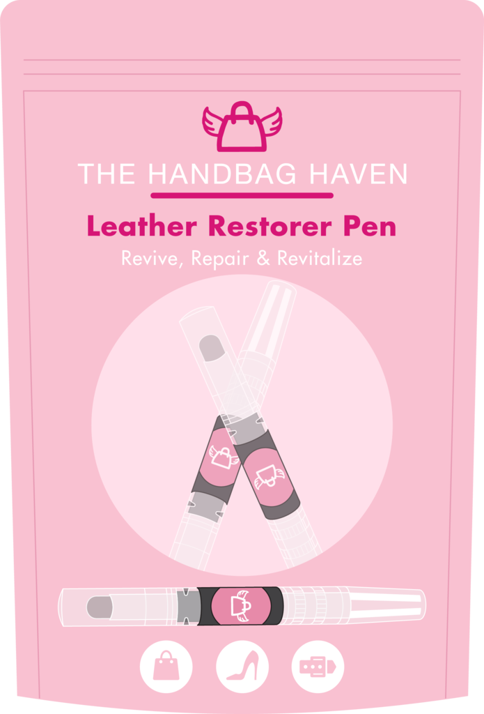The Handbag Haven - Leather restoring pen