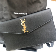 Saint Laurent Uptown pouch - Black
