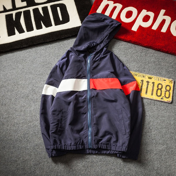 Autumn Windbreaker